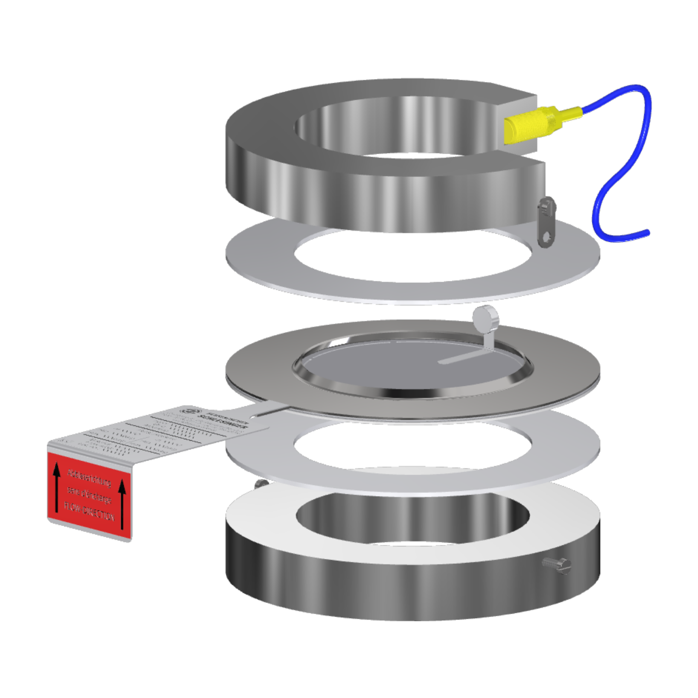 Holder&Disc Combination(Signal)
