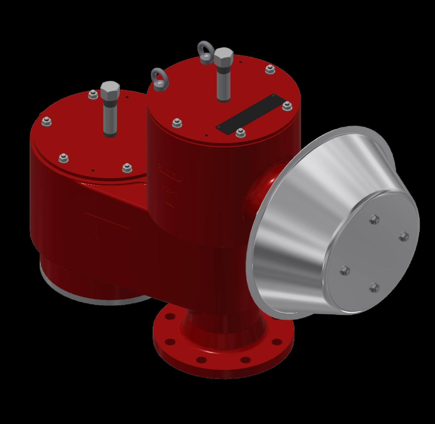 Pressure-Vacuum-Relief(flame-arrester)